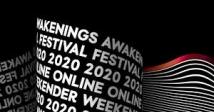 Головний техно-фестиваль Нідерландів - Awakenings 2020 пройде онлайн