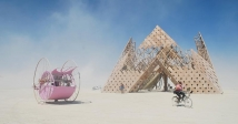 У Латвії влаштують власний «балтійський Burning Man»