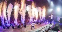 Концерт The Chainsmokers розслідує губернатор штату Нью-Йорк через карантинні порушення