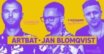 ARTBAT і Jan Blomqvist у Києві: зустрічайте найочікуванішу вечірку цього сезону