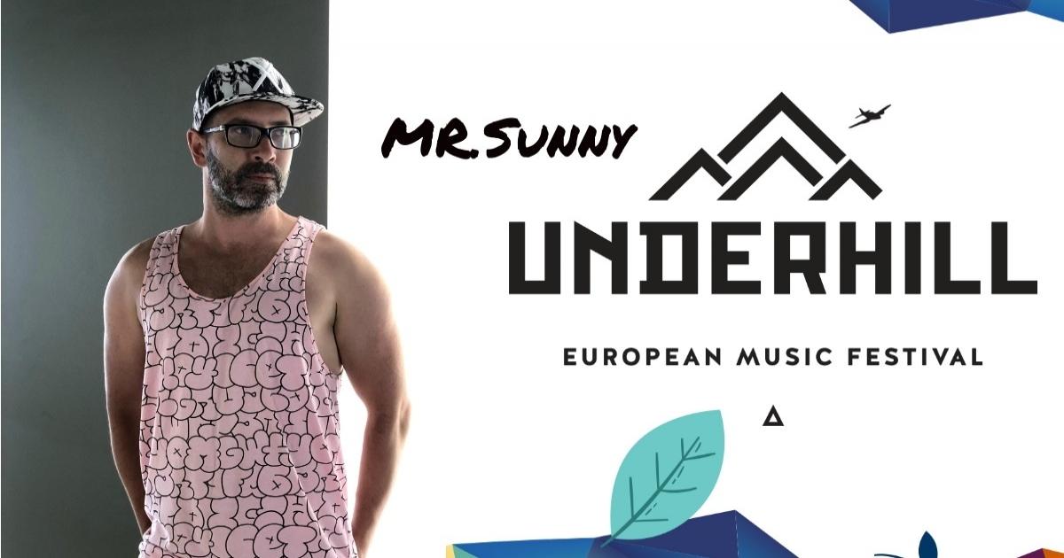 Sunset @ Underground Stage/Underhill European Music Festival