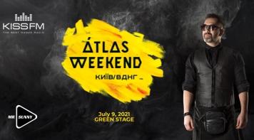 Atlas Weekend Friends Edition (Reconstructed Set)