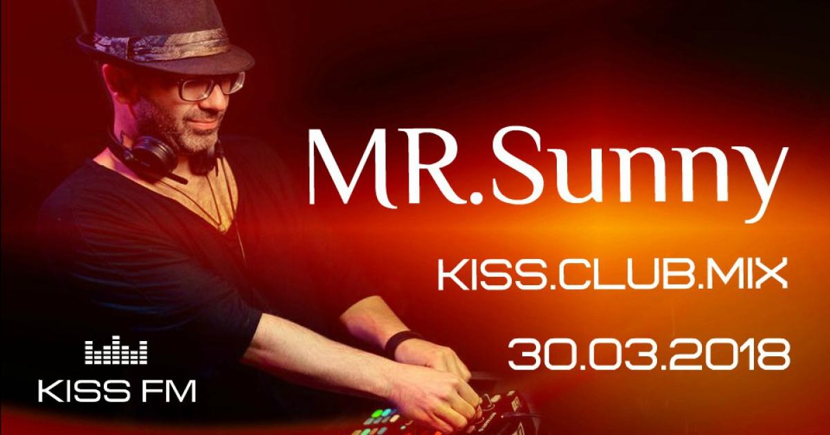 KISS.CLUB.MIX (LIVE@KISS FM/30.03.2018)
