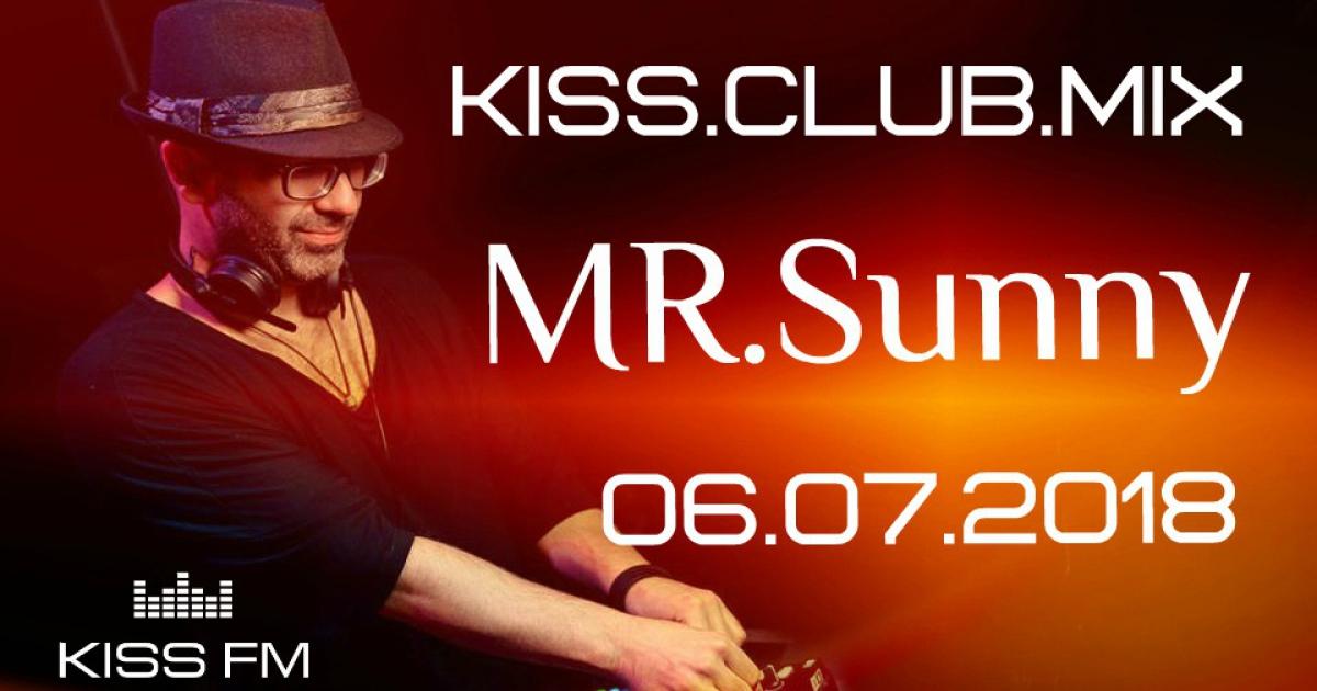 KISS.CLUB.MIX (LIVE@KISS FM/06.07.2018)