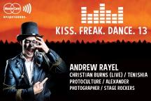 Выиграй билет на KISS. FREAK. DANCE