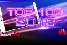 KISSFM / TOP-100 / 2015